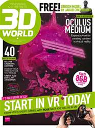 3D World issue February 2017