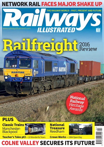 Railways Illustrated Preview