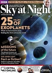 BBC Sky at Night Magazine issue January 2017