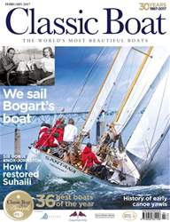 Classic Boat issue February 2017