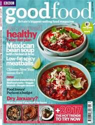 BBC Good Food issue January 2017