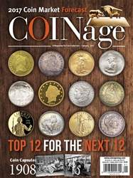 COINage issue January 2017