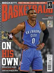 Beckett Basketball issue January 2017