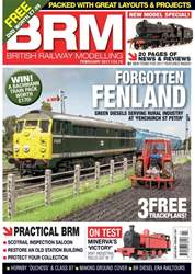British Railway Modelling issue February 2017