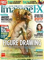 ImagineFX issue February 2017