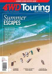 4WD Touring Australia issue Issue 54