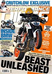 Performance Bikes issue February 2017