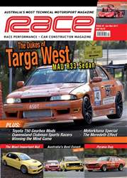Race Magazine issue Issue 45