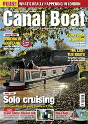 Canal Boat issue February 2017