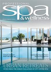 Professional Spa & Wellness issue Professional Spa & Wellness