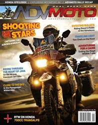 Adventure Motorcycle issue ADVMoto Jan/Feb 2017