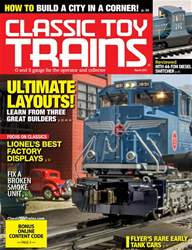 Classic Toy Trains issue March 2017