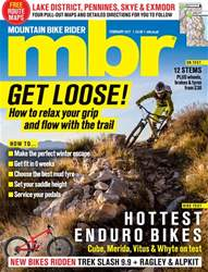 Mountain Bike Rider issue February 2017
