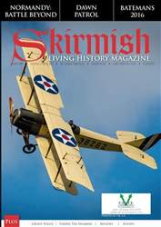 Skirmish Living History issue Skirmish Magazine Issue 120