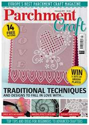 Parchment Craft issue February 2017
