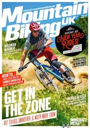 Mountain Biking UK issue January 2017