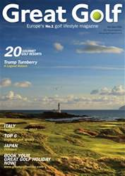 Great Golf Magazine issue Great Golf Magazine Dec 2016