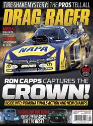 Drag Racer issue March 2017