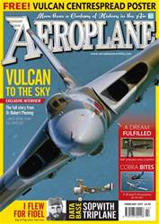 Aeroplane issue February 2017