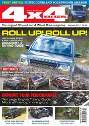 4x4 Magazine issue No. 397 Roll Up! Roll Up!