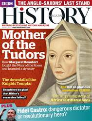 BBC History Magazine issue January 2017