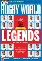 Rugby World issue February 2017