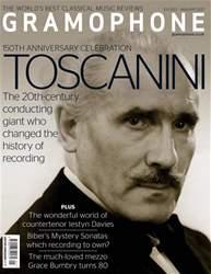 Gramophone issue January 2017