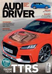 Audi Driver issue January 2017