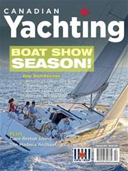 Canadian Yachting issue Canadian Yachting