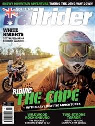 Trailrider issue Issue#73 Jan 2017