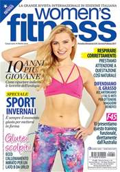 Womens Fitness Italia issue WOMEN'S FITNESS 34