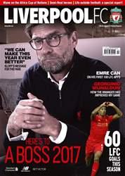 Liverpool FC Magazine issue Feb-17