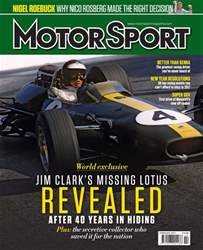 Motor Sport Magazine issue February 2017