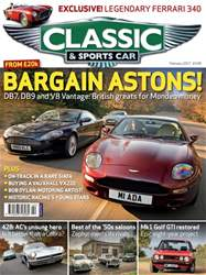 Classic & Sports Car issue February 2017
