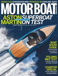 Motorboat & Yachting issue February 2017