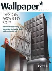 Wallpaper* issue February 2017