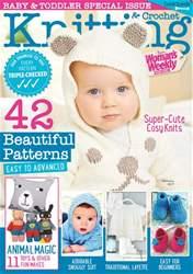 Knitting & Crochet issue February 2017