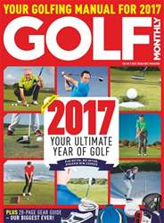 Golf Monthly issue February 2017