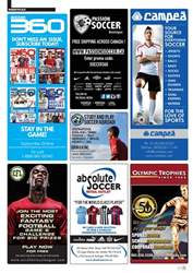Soccer 360 issue Jan/Feb 2017 Issue 67