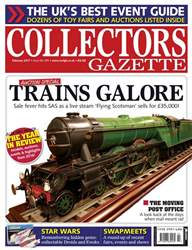 Collectors Gazette issue February 2017