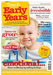 Teach Early Years issue Vol.7 No.1
