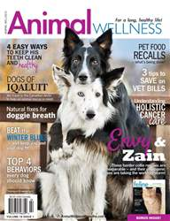 Animal Wellness issue Feb/Mar 2017