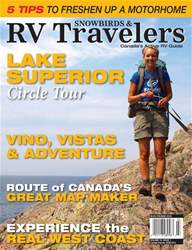 Snowbirds & RV Travelers issue Feb/Mar 17