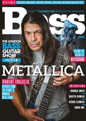 Bass Guitar issue February 2017