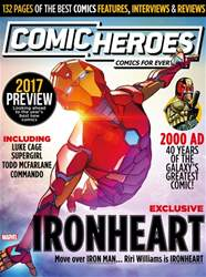 Comic Heroes issue Issue 30
