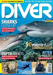 DIVER issue FEBRUARY 2017