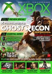Official Xbox Magazine (UK Edition) issue February 2017