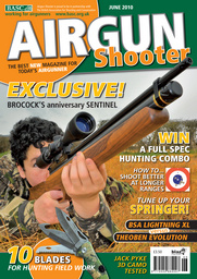 Airgun Shooter issue June 2010