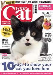Your Cat Magazine February 2017 issue Your Cat Magazine February 2017