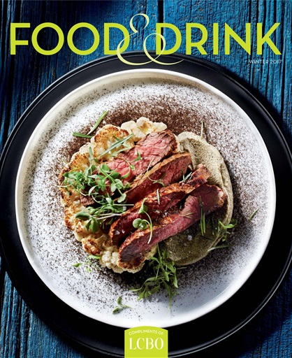 lcbo drink food magazine inside